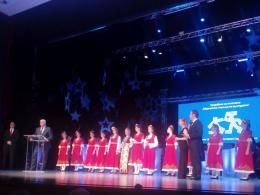 Гостување на д-р Сашко Насев во Пловдив на официјалното предавање на престолот - Европска престолнина на културата - на Риека и Голвеј (фотографија)