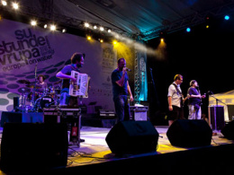 Джаз концер на група Фолтин (снимка)