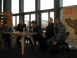 "Фестивал ""Литературата не признава граници"" (снимка)"