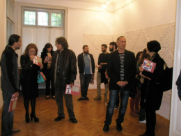 Изложба на Атанас Атанасовки и Марина Лешкова (снимка)