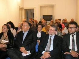 Книжевна вечер со Богомил Ѓузел и Лилјана Дирјан (снимка)