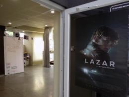 """Проекција на играниот филм """"Лазар"""" (фотографија)"""