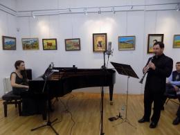 """""""Џез импресии"""" за пијано и кларинет (снимка)"""