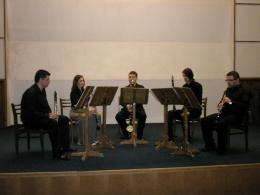 """Камерен ансамбл """"Консонанс""""  проект: концерт на ансамблот Камерна сала """"Бугарија"""" – Софија (фотографија)"""