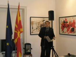 Шеста македонска книжевна визита во Софија (снимка)