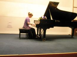 Кристина Светиева, проект: Концерт (фотографија)