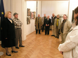 Културно-информативен центар - Скопје, проект: Изложба на слики на Цане Јанкуловски (фотографија)