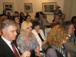 Блескава поетска вечер на Радован Павловски во Софија (снимка)
