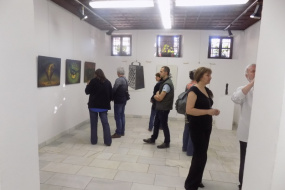 """Изложбата """"Поврзување"""" во рамките на """"Ноќ на музеите"""" во Пловдив (фотографија)"""