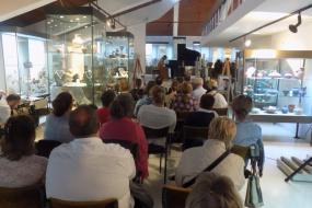 Соло-рецитал на пијанистката Мимоза Ќека во Созопол (фотографија)