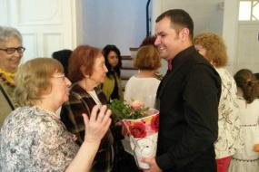 Солистички рецитал на Кристијан Антовски (фотографија)
